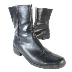 Bandolino ankle leather boots